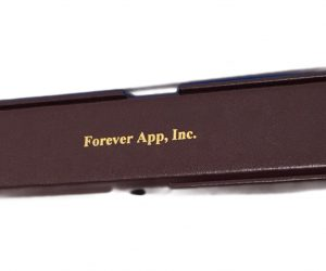 forever app is now incorporated